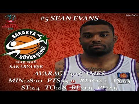 Download Sean Evans 2015-2016 Sakarya Büyükşehir Belediyespor TBL