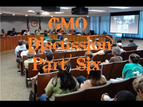 Bill 113 GMO Discussion Part 6 - Sept 6, 2013