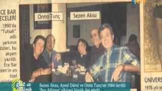 NTV Söz ve Müzik Sezen Aksu 18.01.2014 1.kısım
