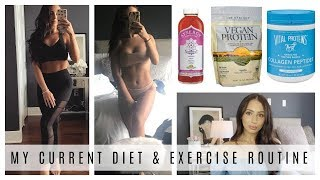 MY SECRETS TO LOSING WEIGHT & KEEPING IT OFF |  | MY CURRENT DIET & EXERCISE ROUTINE