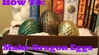 How To: Make Dragon Eggs