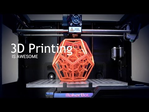 The Ultimate Beginner's Guide to 3D Printing - Part 1