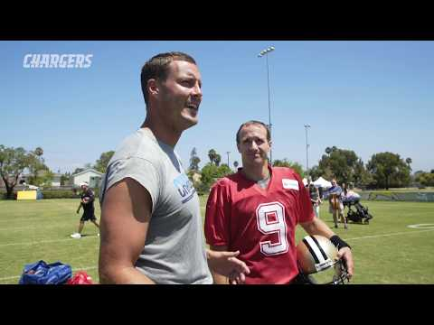 QB Challenge Day 2: Chargers vs. Saints