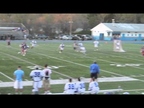 Liam Moriarty New Fairfield High School Class of 2013, Season Highlights