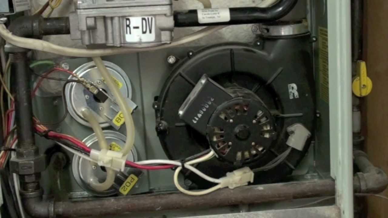 Why Does The Gas Furnace Short Cycle Youtube Goodman Replacement Motor Wiring Diagram