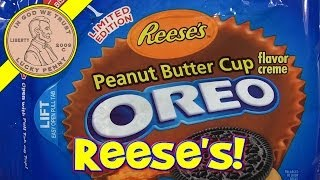 Reese's Oreo Cookies Vs. Reese's Peanut Butter Cups Comparison!