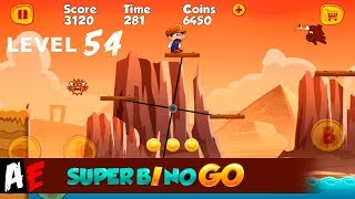 Super Bino Go LEVEL 54