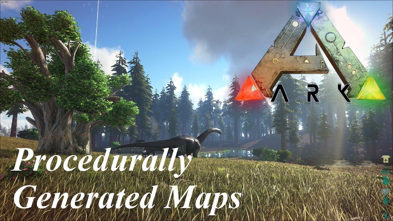 Beste Ark Map
