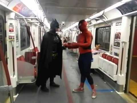 Upskirt ttc subway