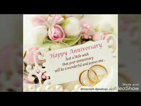 First marriage anniversary video made by sister in law youtube