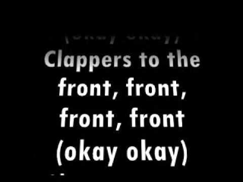 Wale Ft. Nicki Minaj & Juicy J -Clappers (Lyric Video)
