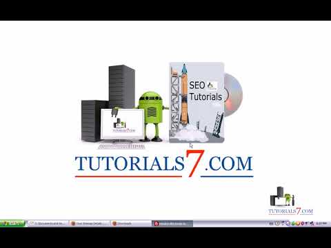 Lesson 7 Site Sitemap   SEO Tutorials From Alexander Leykov On Vimeo