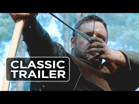 Robin Hood Official Trailer #1 - Cate Blanchett Movie (2010) HD