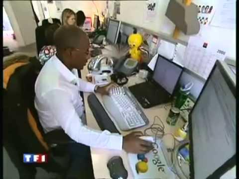 Travailler chez google youtube - Travailler chez google france ...