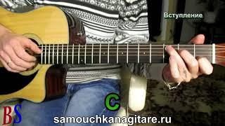 Евгений Коновалов - Ты Для Меня.mp4  (кавер) Аккорды, Разбор песни на гитаре видео