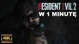(4K) Resident Evil 2 w 1 minutę - Recenzja