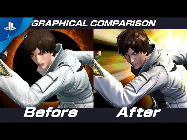 THE KING OF FIGHTERS XIV - Ver. 1.10 - PlayStation Experience 2016: Teaser Trailer | PS4