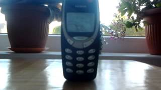 Teletubbies ringtone on Nokia 3310