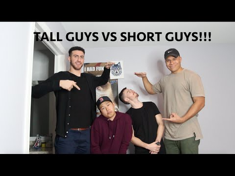dating tall guys problems