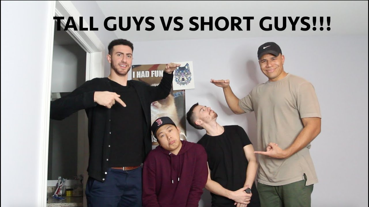 Here s What People Really Think About Height And Dating