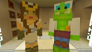 Minecraft Xbox - Survival Madness Adventures - The APTTA Challenge [377]