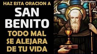 Haz esta oración a San Benito y todo mal se alejará de tu ...