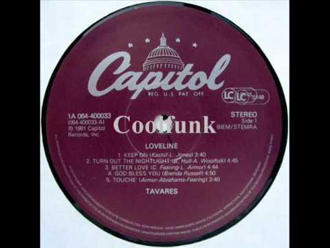 Tavares - Keep On (Disco-Funk 1981)