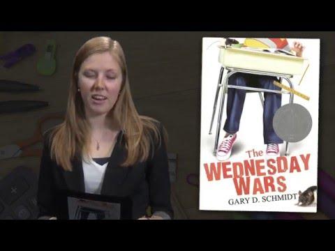 Teen Booktalk: The Wednesday Wars