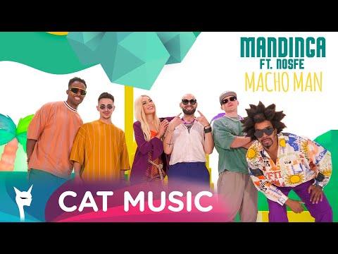 Смотреть клип Mandinga X Nosfe - Macho Man