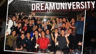 LANGKAH MENUJU SUKSES   DREAM UNIVERSITY DESEMBER 2014