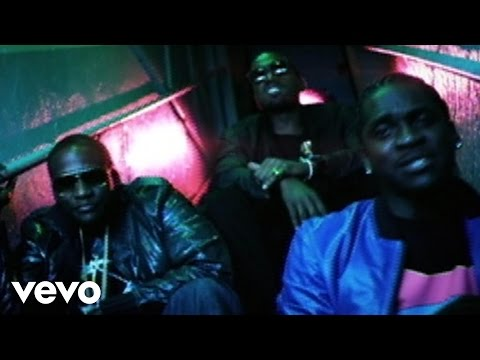 Clipse  Kinda Like A Big Deal Clean ft Kanye West