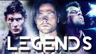 Team Free Will   Live like legends