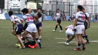 20151114 A grade Rugby 第一場 CTS