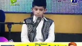 Tusef Raza - Ya shahe Umam - Wah Wah Subhan Allah - Qawwali Round - 19th August 2011.