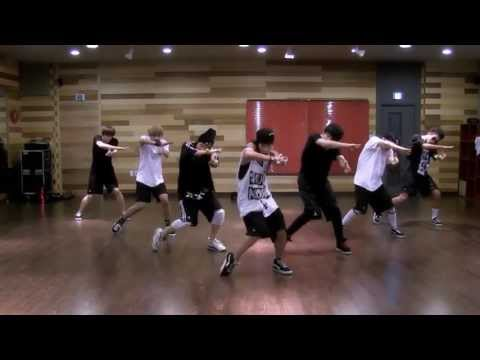 BTS 'We Are Bulletproof Pt 2' mirrored Dance Practice