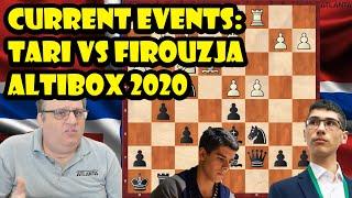 Current Events: Tari vs Firouzja Altibox Norway Chess (2020)