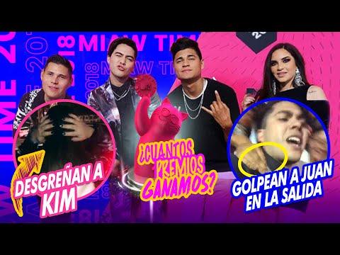 NUNCA CREÍMOS QUE NOS PASARÍA ESTO EN LOS PREMIOS MTV / JUKILOP