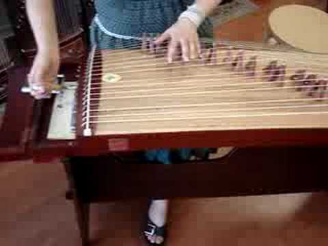 How to Tune a Guzheng 古筝调音