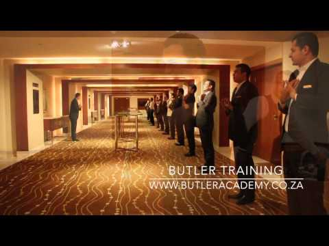 International Hotel Butler Training | Hyatt Doha