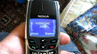 NOKIA 8810 INVERTED LCD AND LED MOD