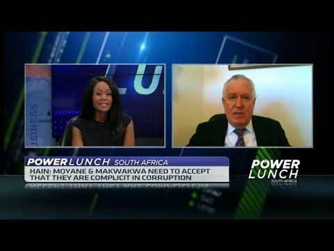 Peter Hain implicates UK law firm in state capture