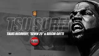 TSU SURF TALKS BEING SHOT, NEW ALBUM + MORE