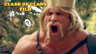 فلم كلاش اوف كلان Clash of Clans Film