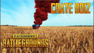 PLAYERUNKNOWN'S BATTLEGROUNDS - First Person Crate Hunting