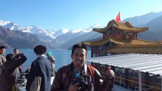 Tour Wisata Danau Heaven Lake Taichi Urumqi China