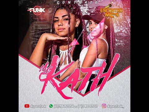 MC KATH - CARA A TAPA - LYRIC VIDEO ( Dispara Funk)