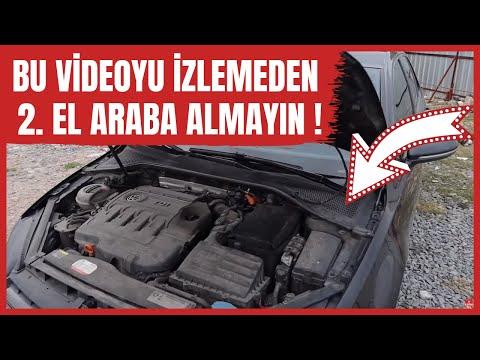 2.EL ARABA ALIRKEN DİKKAT EDİLMESİ GEREKENLER  !