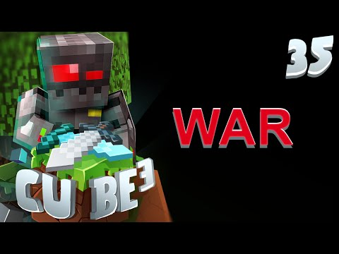 Minecraft Cube SMP S3 Episode 35: North VS South WAR