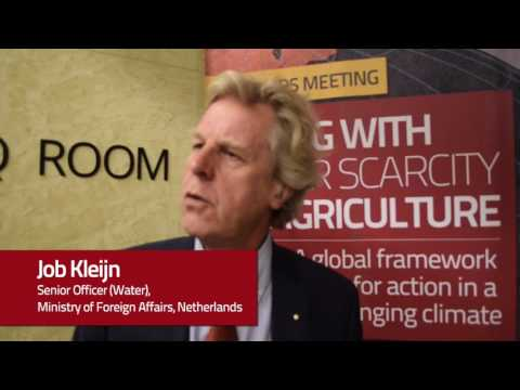 Interview with Job Kleijn, Senior Officer (Water) - Ministry of Foreign Affairs Netherlands