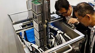 【富士通フォーラム2016】デジタル化時代のデータセンター革新技術 / 液浸冷却技術